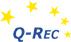 Q-REC logo